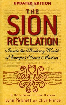 The Sion Revelation Cover
