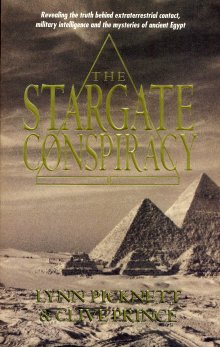 The Stargate Conspiracy Cover