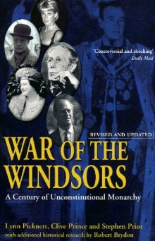 War of the Windsors Cover