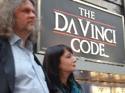 at Da Vinci Code screening
