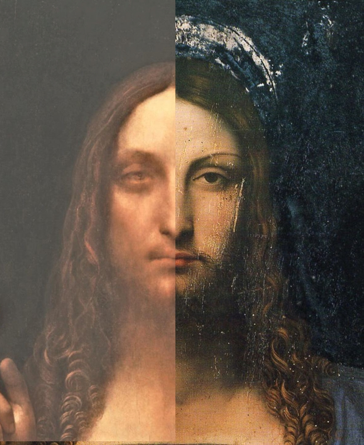 Salvator Mundi Discovery >> The Official Website of Lynn Picknett and Clive Prince